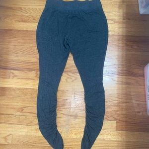 Grey athleta joggers